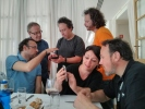 CARLOS BERNUS & FRANCESC FABREGAS & MANEL SORIA & DANIEL LOPEZ & ALEJANDRA FERRER & OSCAR ROGBAT
